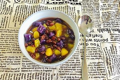 红豆紫薯芋圆(鲜芋仙)