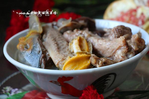 营养美味【鲍鱼老鸭汤】的做法