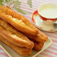 早餐-蓬松大油条的做法图解10