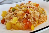 番茄土豆烩饭的做法
