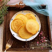#快手又营养,我家的冬日必备菜品#玉米饼