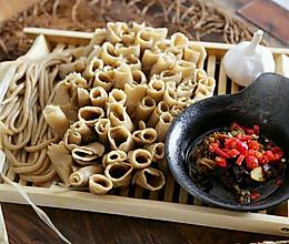 莜面窝窝#金龙鱼外婆乡小榨菜籽油 最强家乡菜#的做法