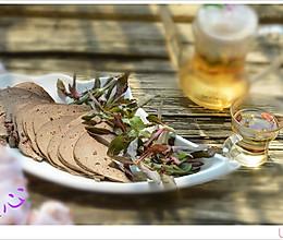 春天的养肝明目菜--清水猪肝