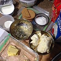 冷藏式起司蛋糕(酸乳酪蛋糕)的做法图解1