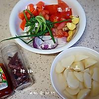 厨渣必学的一锅三吃--土豆番茄牛腩汤的做法图解1