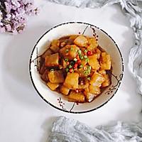 #美食新势力# 红烧冬瓜的做法图解10