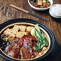 牛肉薯粉砂锅
