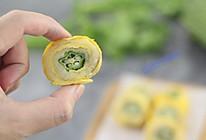 一起动手做营养秋葵土豆泥鸡蛋卷的做法