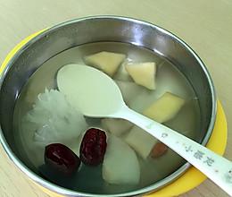 清肺润喉水果茶的做法