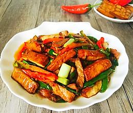 香干炒肉#毎道菜都是一台食光机#的做法