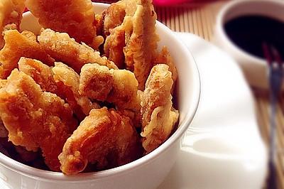 【香酥脆鱼条】——持久酥脆秘方,零食、菜式两不误