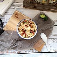 #百梦多圆梦季#剩米饭怎么办?动手做起营养早餐吧