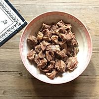 牛肉炖萝卜的做法图解3