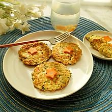 豆腐鸡蛋饼——十分钟美味营养早餐