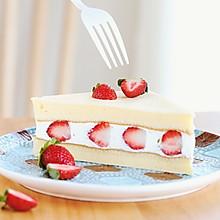 草莓奶油三明治