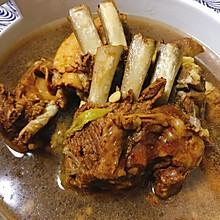 #餐桌上的春日限定#砂锅焖羊排