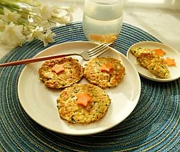 豆腐鸡蛋饼——十分钟美味营养早餐的做法