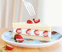 草莓奶油三明治的做法