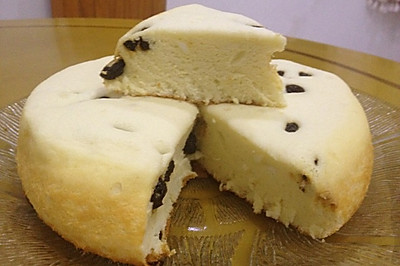 酸奶蛋糕(电饭锅版)