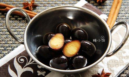 【铁蛋】Q弹入味的零食卤蛋的做法