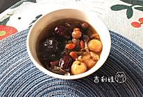 银耳红枣桂圆汤的做法