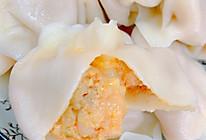 辣白菜水饺的做法