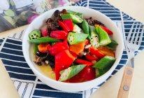 #橄享国民味 热烹更美味#杂炒时蔬的做法