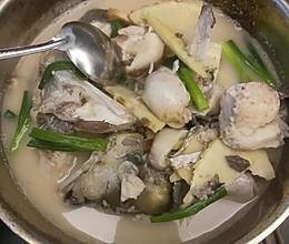 #憋在家里吃什么#鱼汤的做法