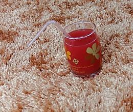 纯纯纯天然西瓜汁的做法