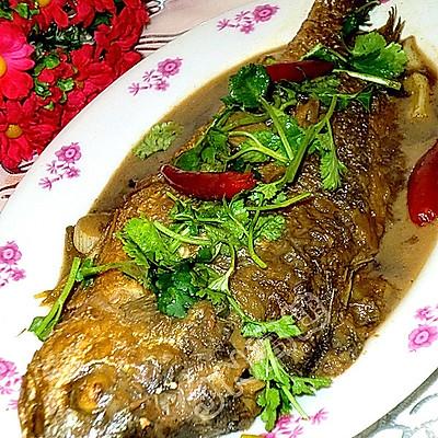 红烧黄花鱼