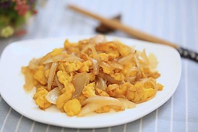 洋葱炒鸡蛋-迷迭香