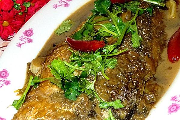 红烧黄花鱼的做法