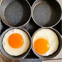 亲测好吃减肥餐 全麦鸡蛋牛排三明治 快手早餐营养均衡的做法图解1