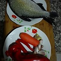 红烧鳊鱼的做法图解1