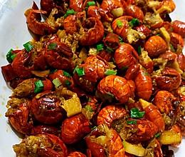 夏日消暑小食:麻辣小龙虾(尾)的做法
