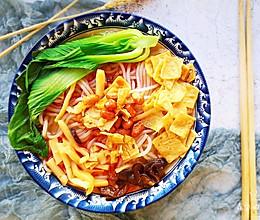 #一道菜表白豆果美食#柳州螺蛳粉的做法