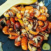 红烧龙虾尾的做法图解5