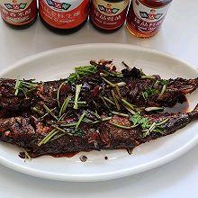 #橄享国民味 热烹更美味#红烧鲅鱼