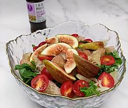 夏日清爽果蔬沙拉的做法
