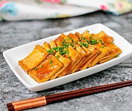 豆腐味道一样棒 家常照烧味的做法