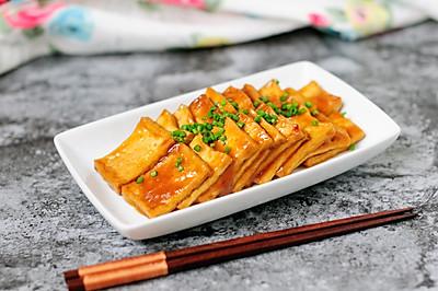 豆腐味道一样棒 家常照烧味