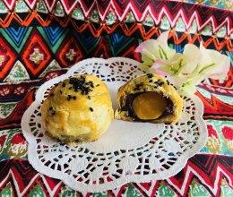 简易蛋挞皮蛋黄酥的做法