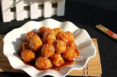 甜醋金球#盛年锦食·忆年味#