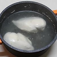 【香辣鸡丝干】——减肥也能吃的低卡小零食的做法图解3