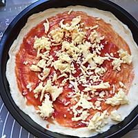 牛肉披薩的做法圖解4