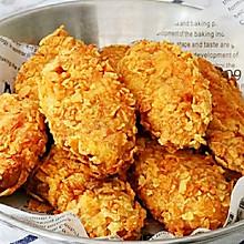 完爆KCF的薯片炸鸡翅 | 超好吃烤箱体验