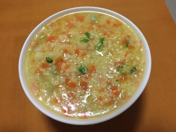 营养小米粥的做法