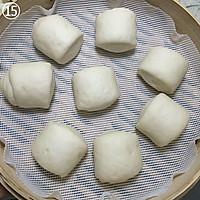 适合宝宝吃的香甜松软面点--牛奶刀切馒头的做法图解15