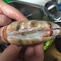年夜饭必备—泰式冬阴功浓汤虾的做法图解2