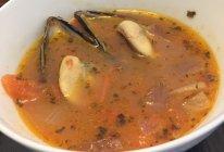 海鲜汤的做法